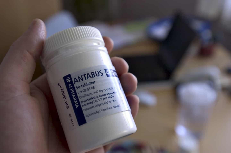 Antabus piller