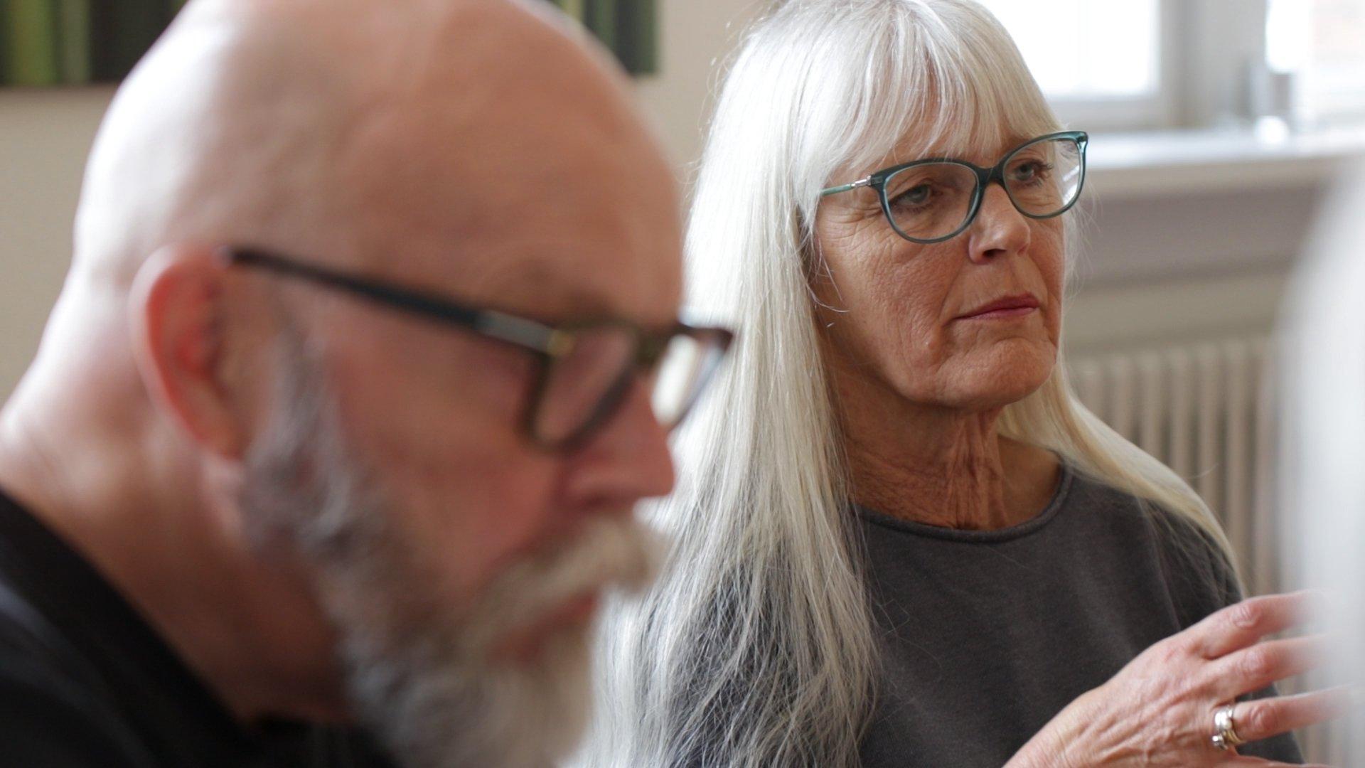 misbrugsbehandlere hos Dansk MisbrugsBehandling holder møde
