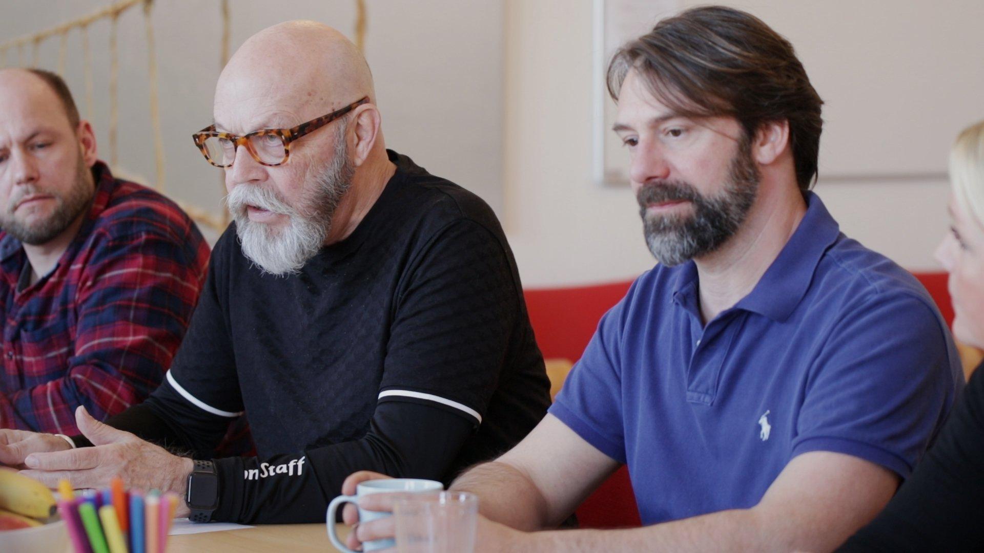 Rådgivningsmøde hos Dansk MisbrugsBehandling