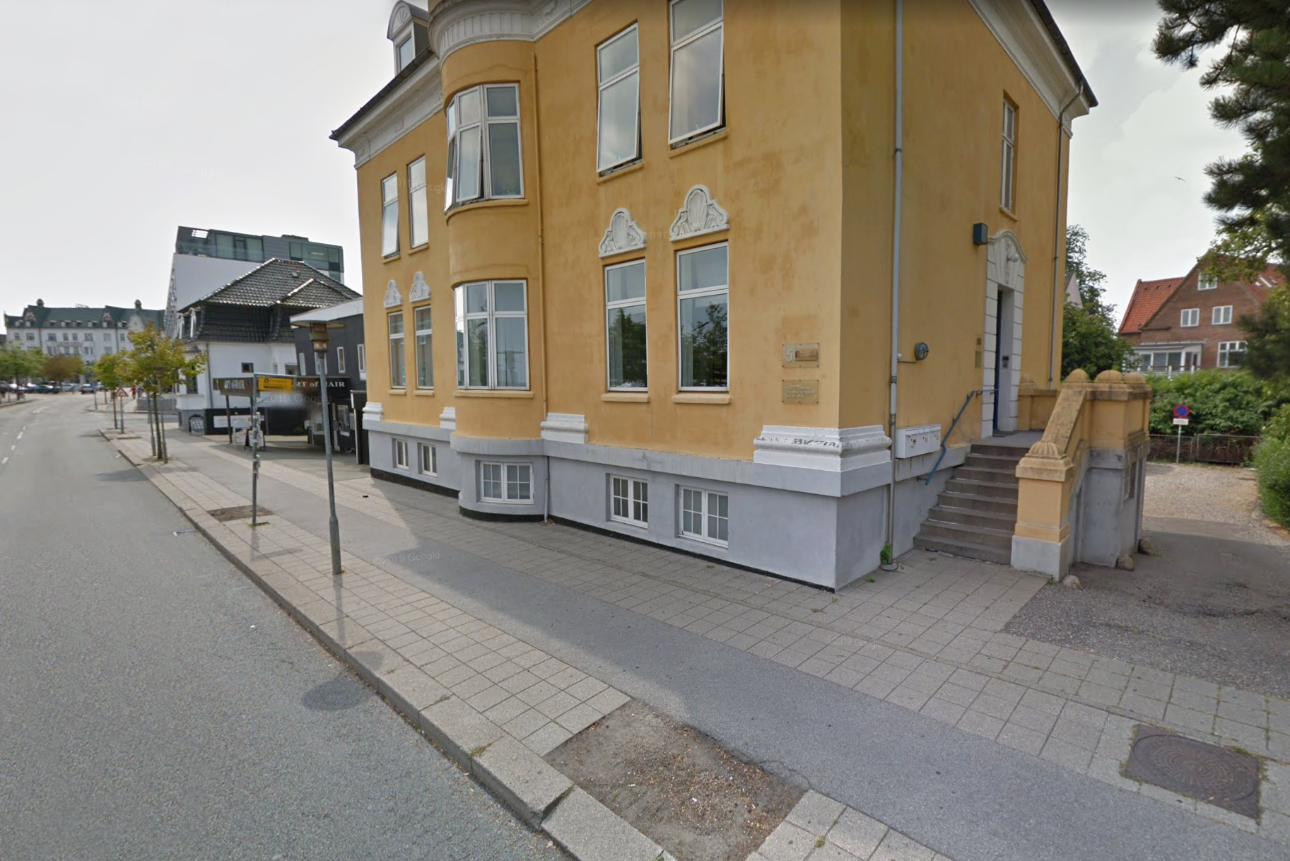 Dansk MisbrugsBehandling i Kolding på Mazantigade 5