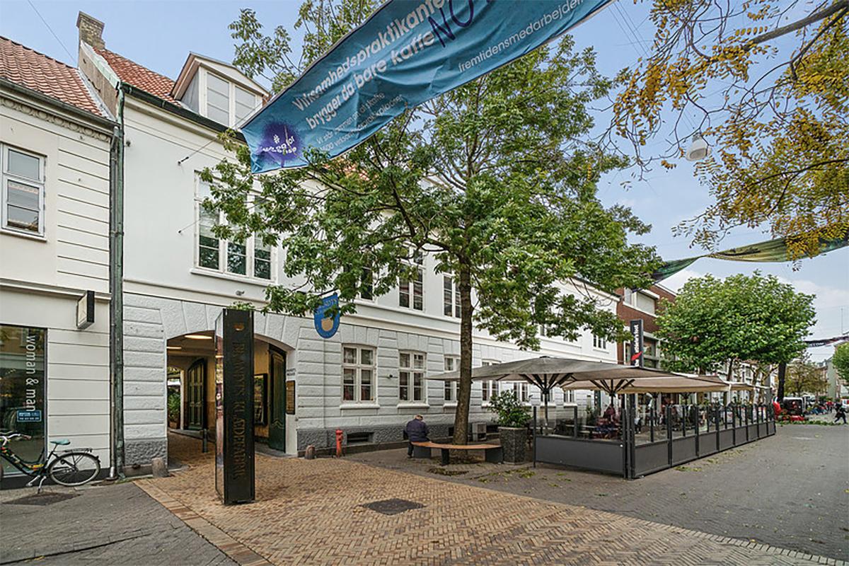 Dansk MisbrugsBehandling på Vestergade 73 i Odense